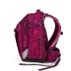 Satch Match Rucksack Purple Leaves