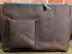 aunts and uncles Medium Judd Postbag L vintage brown